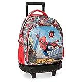 3. Marvel Grafiti - Mochila escolar de Spiderman