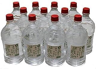 ねこ印 ホワイトリカー 梅酒・果実酒用 1.8L 1ケース(12本)