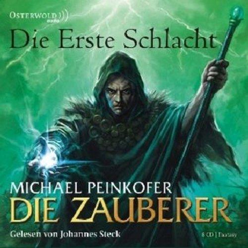 Die erste Schlacht (Die Zauberer 2) audiobook cover art