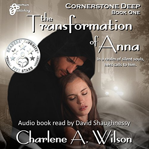 The Transformation of Anna audiobook cover art