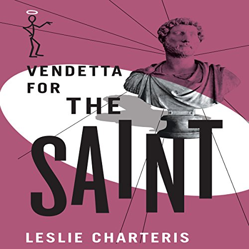 Vendetta for the Saint audiobook cover art