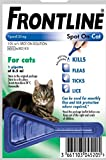 Leeway FRONTLINE SPOT ON FOR CATS -FLEA, TICK & MITE KILLS & PREVENTS (1 PIPETTE PACK)