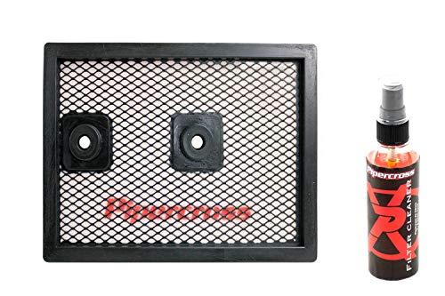 Pipercross Filtro aria + detergente compatibile con Audi Q3 8U 1.4 TFSi 125/150 PS 10/13-06/18