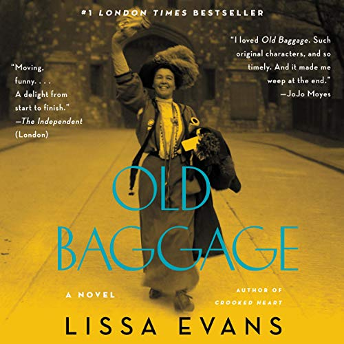 Old Baggage audiobook cover art
