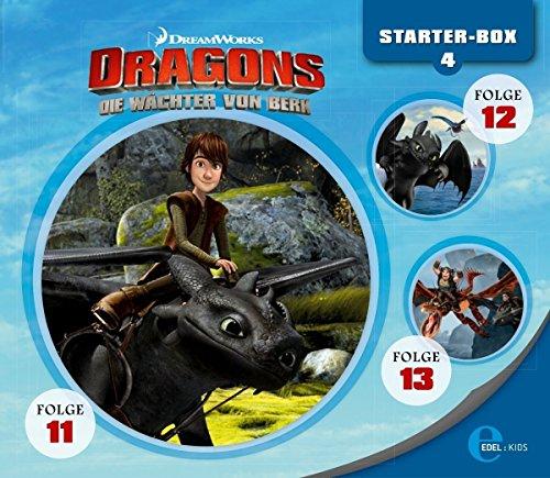 Dragons - Die Wächter von Berk - Starter-Box 4