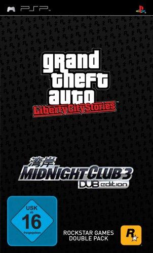 Grand Theft Auto: Liberty City Stories + Midnight Club 3