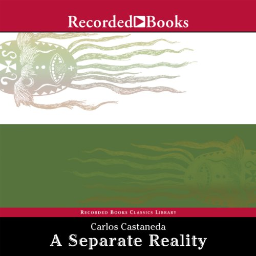 A Separate Reality audiobook cover art