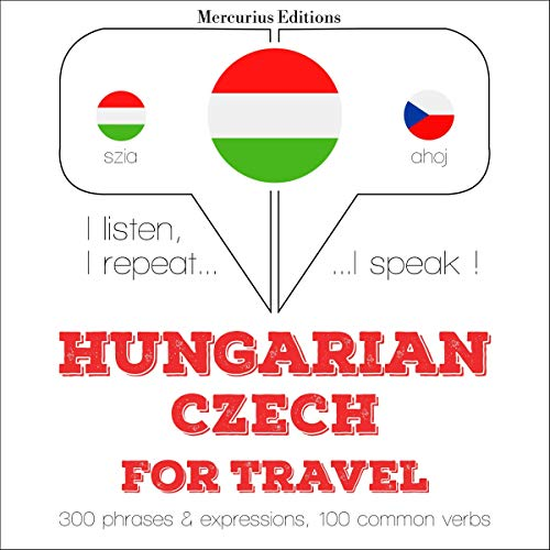 Hungarian – Czech. For travel cover art