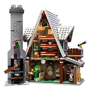 Amazon.co.jp - レゴ クリエイターエキスパート エルフのクラブハウス 10275