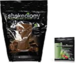 Shake 30 Servings (Bulk) in a Bag 2.38LBS +Extra Bonus greenberry Pack...