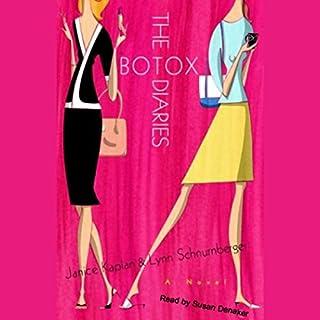 The Botox Diaries audiobook cover art