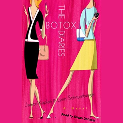 The Botox Diaries audiobook cover art