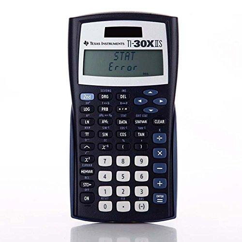 Texas Instruments TI-30XIIS Scientific Calculator Photo #4