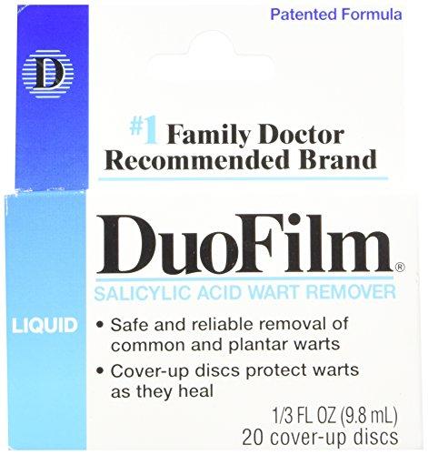 Duofilm Liquid Salicylic Acid Wart Remover - 1/3 Oz