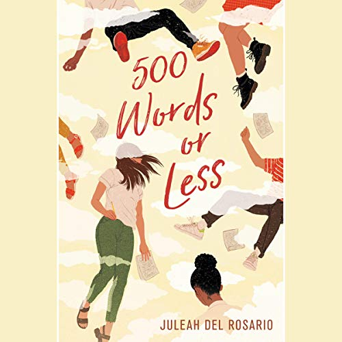 500 Words or Less audiobook cover art