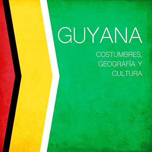 Guyana [Spanish Edition] copertina