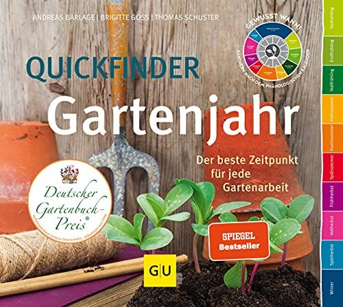 GU Garten Quickfinder Gartenjahr: Der beste Zeitpunkt für jede Gartenarbeit Foto