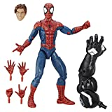 Construye una Figura de Marvel Venom Legends Series «Spiderman Peter Parker», Figura de 15,24 cm...