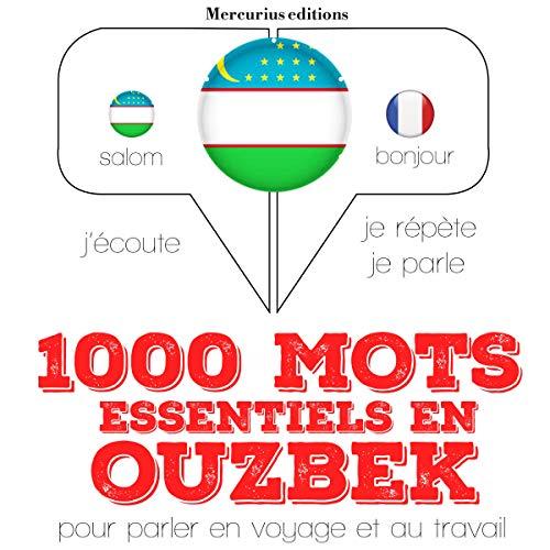 1000 mots essentiels en ouzbek  By  cover art