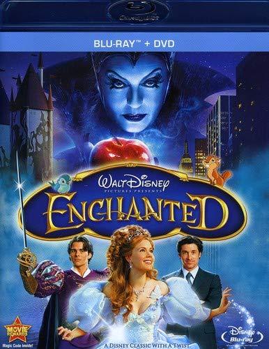 Enchanted [Blu-ray + DVD]