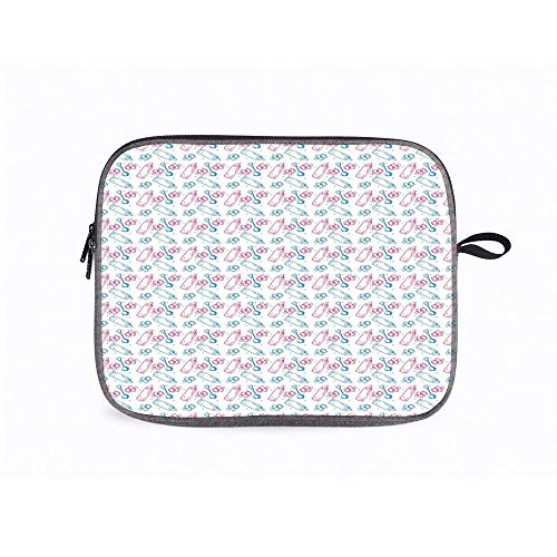 """Baby Milk Pattern 13"""" Laptop Sleeve Compatible with 13 inch MacBook Pro A2 159 A 1989 A 1706 A 1708, -  SoSungbags"""