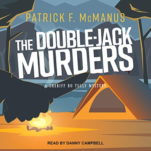 The Double-Jack Murders audiobook cover art