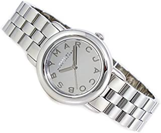 ساعة كوارتز مارك من مارك جايكوبز للنساء، سوار ستانلس ستيل MBM3173