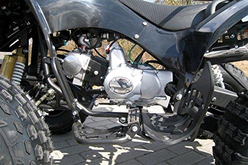 Kinder Quad Warrior (Benzin 125ccm) - 9