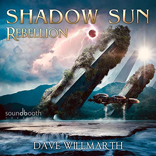 Couverture de Shadow Sun Rebellion