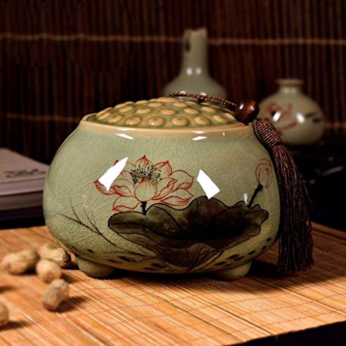 JXXDDQ Adornos Accesorios para el hogar Escultura de cerámica Bogutu Decoración Decoración Oficina Arte y Regalos D 'Artesanía de negocios (Diseño, A), C (Color: A)