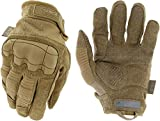 Mechanix Wear: M-Pact Coyote Tactical Work Gloves (X-Large, Brown)