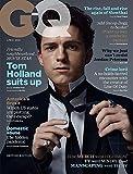 British GQ Magazine April 2021: Tom Holland Cover Feature Spider-man Cherry [Single Issue Magazine] Condé Nast