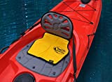 Skwoosh Fishing Chair Seat Pad for All Style Kayaks Including Hobie Perception Diablo | Larry Chair...