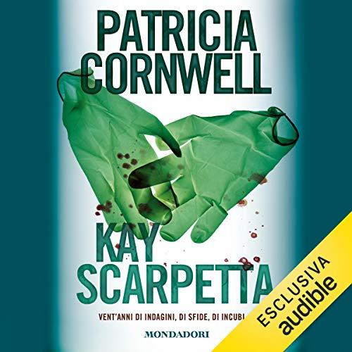 Kay Scarpetta copertina