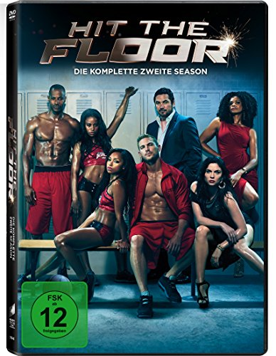 Hit the Floor - Die komplette zweite Season [Alemania] [DVD]