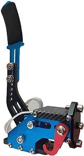 Freno de mano USB para PC, dispositivos de juego profesionales Drift con altura ajustable de 14 bits para Racing Games G25 / 27/29 para Win System, azul