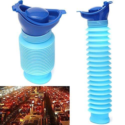 Forfar 1 Stück Natursekt Urin Gerät Flasche Unisex Tragbare Männlich Weiblich