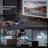 IMG-2 proiettore wifi yaber y61 6000