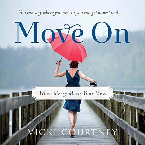 Move On audiobook cover art