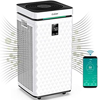 Colzer 3500 Sq Ft WiFi Smart Air Purifiers