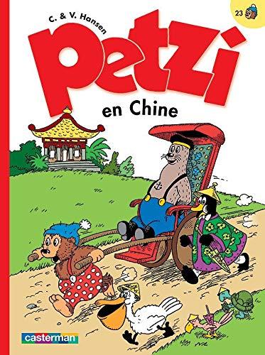 Petzi, Tome 23 : Petzi En Chine