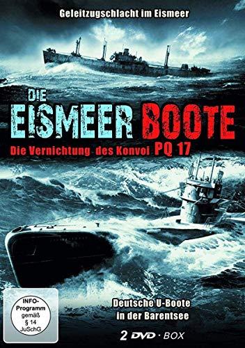 Eismeer Boote-Deutsche U-Boote im 2. Weltkrieg-Das Boot-(2 DVD Schuber)