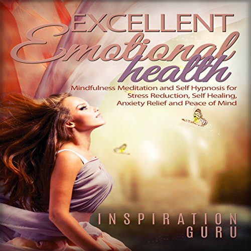 Excellent Emotional Health audiobook cover art