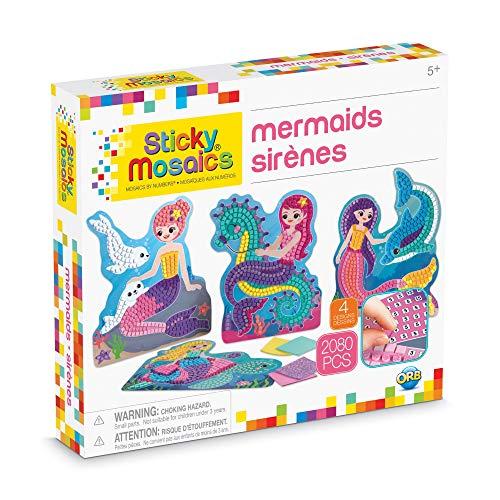 Price comparison product image ORB Sticky Mosaics Mermaids