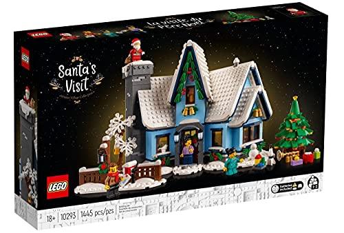 レゴ(LEGO) サンタがやってくる 10293