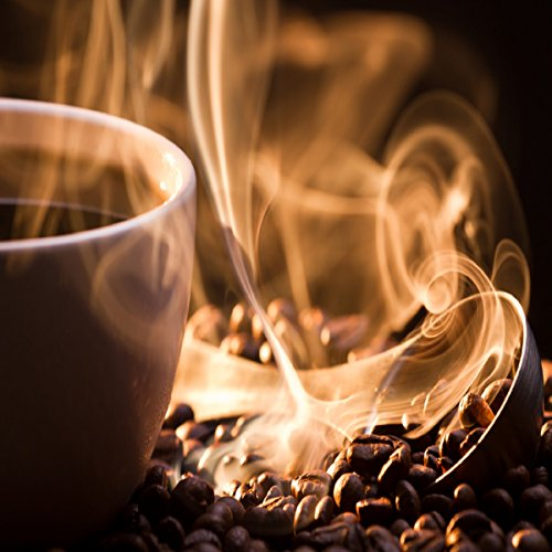 Roasted Coffee Beans Fragrance Oil - 4 oz - for Candle & SOAP Making by Virginia Candle Supply - Free S&H in USA
