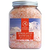 Himalayan Salt Pink Crystal Salt 1300g - 100% Pure & Natural - Himalayan Salt for Good Sleep - Stress Relief - Detox Cleanse
