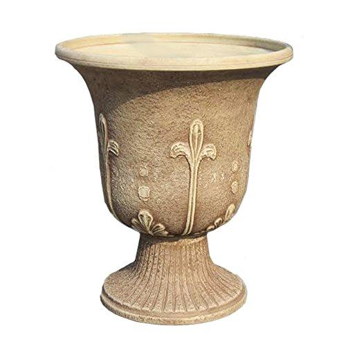 Exaco Trading Co. FM-0071 Sandstone Modena Urn Washed Finish