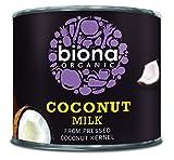 Biona Leche De Coco Ecológica - Vegetariano, Vegano, Paleo - 200 ml (5032722312869)