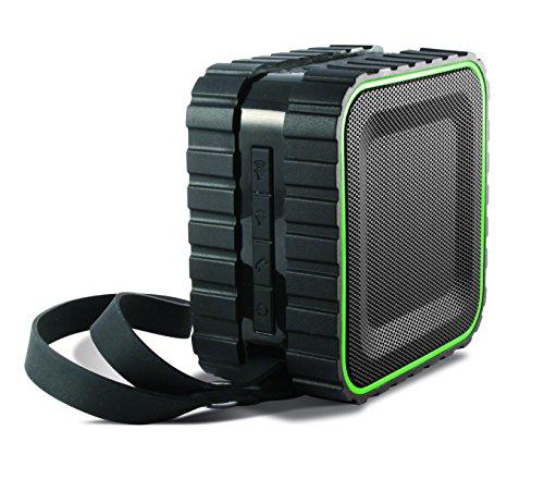 Ksix BLUESPEAK05 - Altavoz Portátil Outdoor Con Bluetooth Y Nfc
